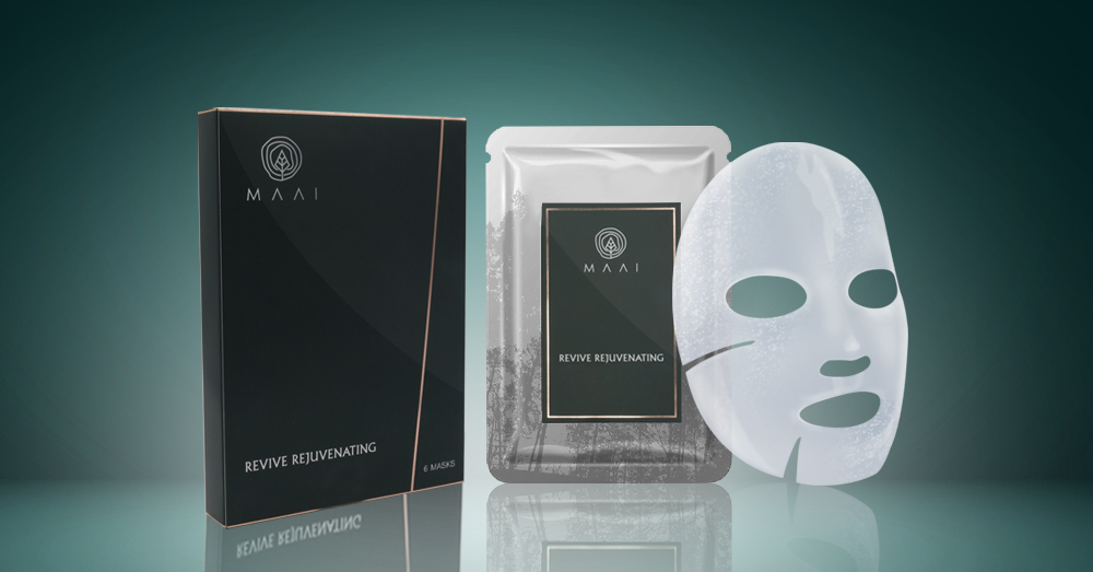Maai Whitening Booster Sheet Mask