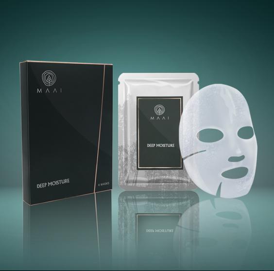 Maai Deep Moisture Sheet  Mask