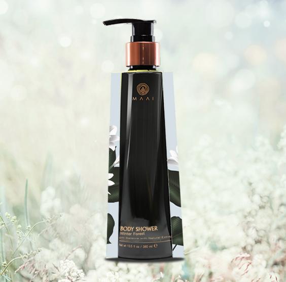 Maai Body Shower กลิ่น Winter Forest