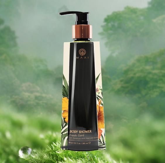 Maai Body Shower กลิ่น Fresh Gard