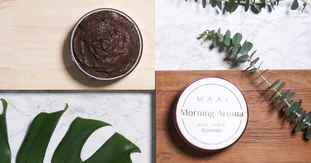 Maai Morning Aroma Body Scrub
