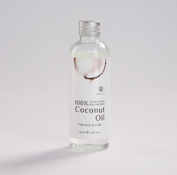 Maai 100% Extra Virgin Cold-Pressed Coconut Oil