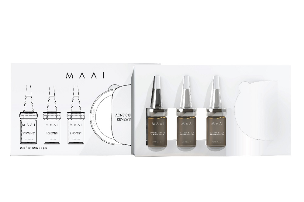 Maai Anti Acne Skin Renewal System